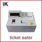 Electric ticket cutting machine