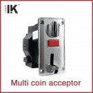 DG600F 6 type coins multi coin acceptor