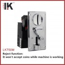 LK750M Coin selector with reject function