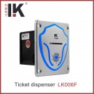 LK006F Newest redemption ticket dispenser with flashing light